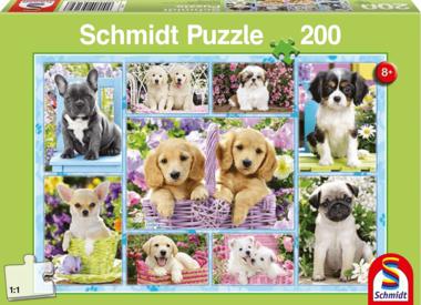 Puppies - Puzzel (200)
