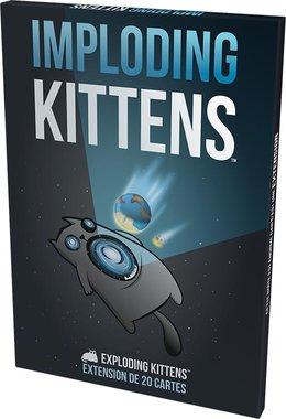 Exploding Kittens: Imploding Kittens [FR]