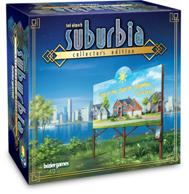 Suburbia: Collector's Edition
