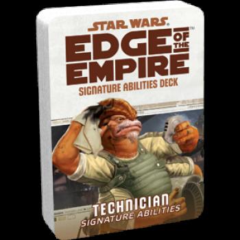 Star Wars: Edge of the Empire - Technician (Signature Abilities)