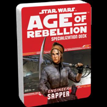 Star Wars: Age of Rebellion - Sapper (Specialization Deck)