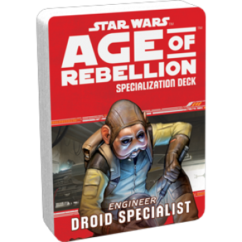 Star Wars: Age of Rebellion - Droid Specialist (Specialization Deck)