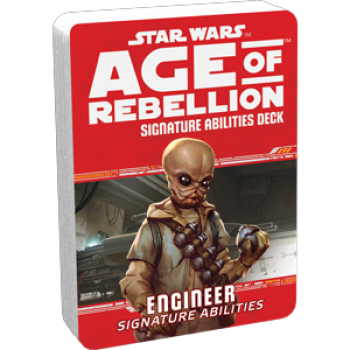 Star Wars: Age of Rebellion - Engineer (Signature Abilities)