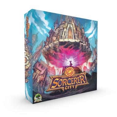 Sorcerer City [DELUXE KICKSTARTER EDITIE]