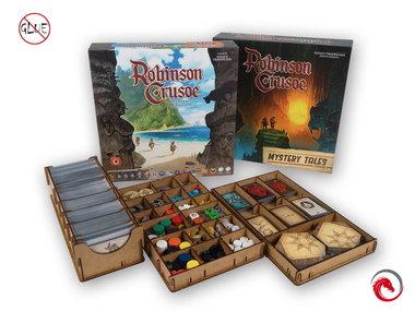 Robinson Crusoe (2nd Edition): Insert (e-Raptor)