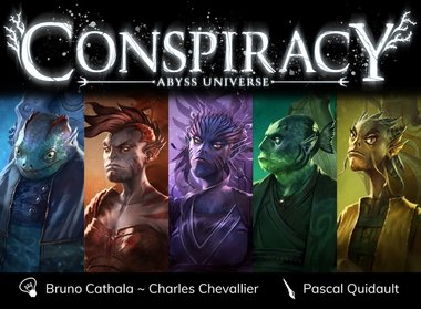Conspiracy: Abyss Universe