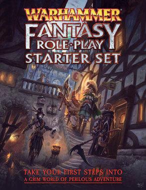 Warhammer Fantasy RPG: Starter Set