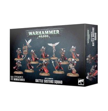 Warhammer 40,000 - Battle Sisters Squad