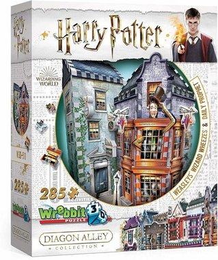 Harry Potter: Weasleys' Wizard Wheezes & Daily Prophet - Wrebbit 3D Puzzle (285)