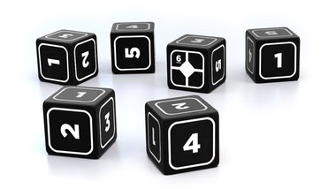 Alien RPG: Base Dice Set