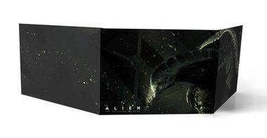 Alien RPG: Game Mother's Screen