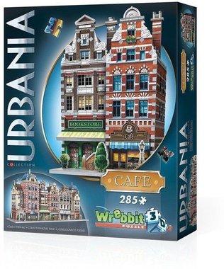 Urbania: Café - Wrebbit 3D Puzzle (285)