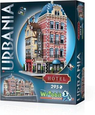 Urbania: Hotel - Wrebbit 3D Puzzle (295)