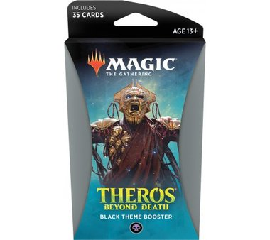 MTG: Theros Beyond Death Theme Booster - Black