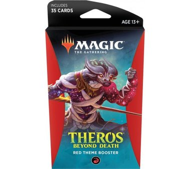 MTG: Theros Beyond Death Theme Booster - Red