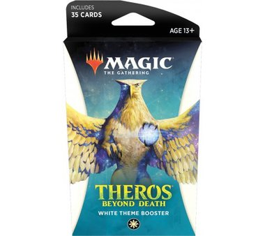 MTG: Theros Beyond Death Theme Booster - White