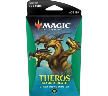 MTG: Theros Beyond Death Theme Booster - Green