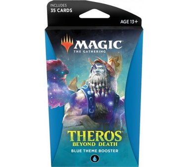 MTG: Theros Beyond Death Theme Booster - Blue