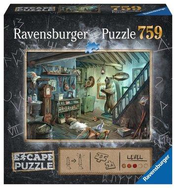 Escape Puzzel 8: In de Griezelkelder (759)