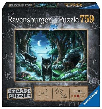 Escape Puzzel 7: De Roedel Wolven (759)