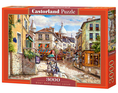 Monmartre Sacre Coeur - Puzzel (3000)