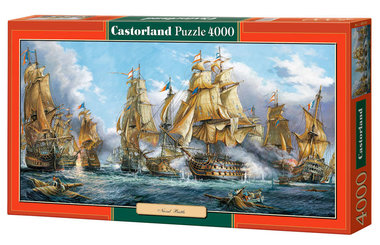 Copy of Naval Battle - Puzzel (4000)