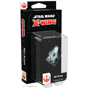 Star Wars X-Wing 2.0 - RZ-1 A-Wing