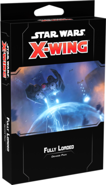 Star Wars X-Wing 2.0 - Fully Loaded
