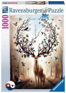 Magisch Hert - Puzzel (1000)