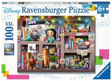 Disney Verzameling - Puzzel (100XXL)