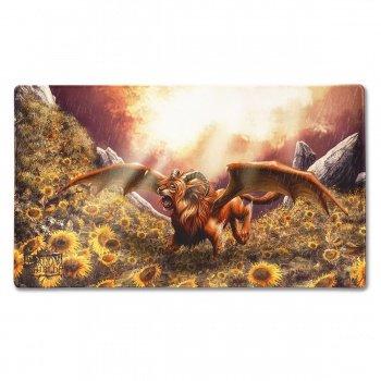 Dragon Shield Playmat: Tangerine 'Dyrkottr' (Limited Edition)