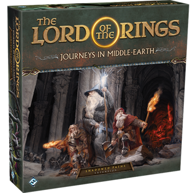 [PRE-ORDER] Lord of the Rings: Journeys in Middle-earth - Shadowed Paths
