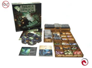 Arkham Horror (3rd Edition): Insert (e-Raptor)
