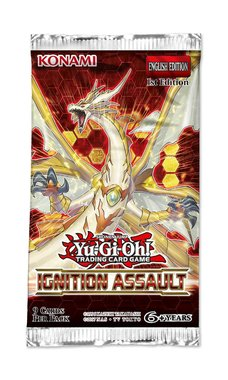Yu-Gi-Oh! Ignition Assault (Booster)
