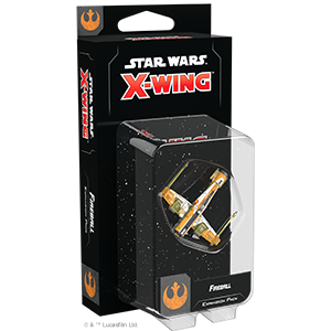 Star Wars X-Wing 2.0 - Fireball