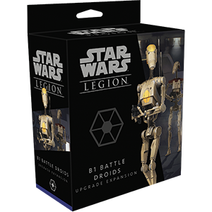 Star Wars Legion: B1 Battle Droids Upgrade Expansion