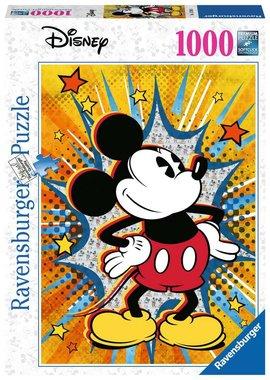 Retro Mickey - Puzzel (1000)