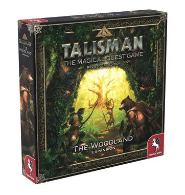 Talisman (Revised 4th Edition): The Woodland
