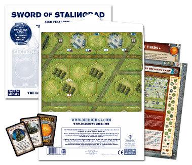 [PREORDER] Memoir '44: Sword of Stalingrad