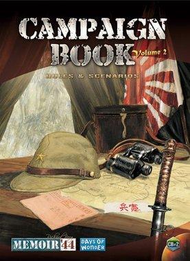 [PREORDER] Memoir '44: Campaign Book Volume 2