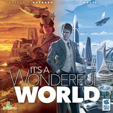 It's a Wonderful World [NL]