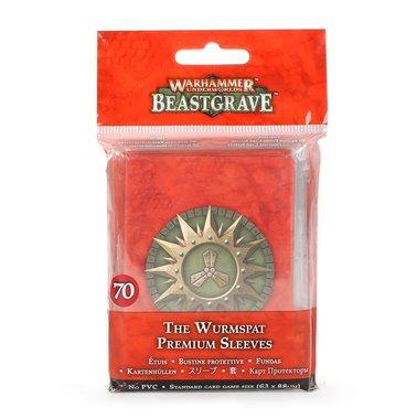 Warhammer Underworlds: Beastgrave - The Wurmspat (Premium Sleeves)