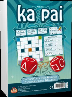 Ka Pai: Extra Scorebloks