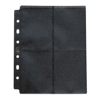 Dragon Shield 8 Pocket Pages (Clear)