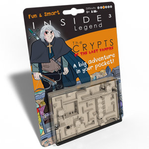 Inside³ Legend - The Crypts of the Last Vampire