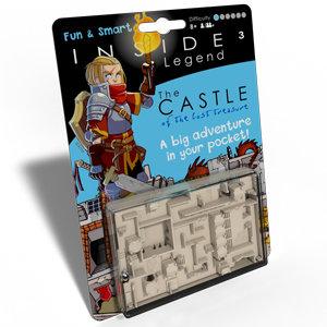 Inside³ Legend - The Castle of the Lost Treasure