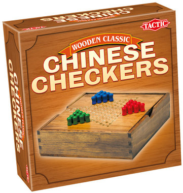 Wooden Classic: Chinese Checkers