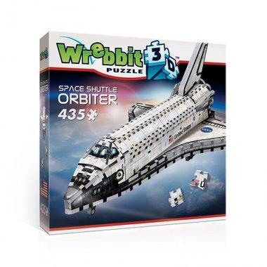 Space Shuttle Orbiter - Wrebbit 3D Puzzle (435)