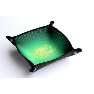 Dice Tray Green