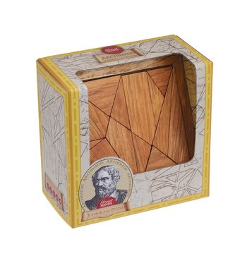 Great Minds: Archimedes Tangram Puzzle